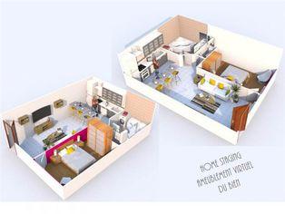 Annonce vente Appartement avec parking saint-chamond