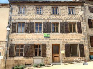 Annonce vente Maison avec garage virigneux