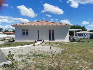 Annonce vente Maison avec terrasse parentis-en-born