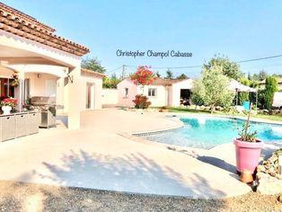 Annonce vente Maison avec garage saint-cézaire-sur-siagne