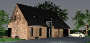 Annonce vente Maison avec garage merris