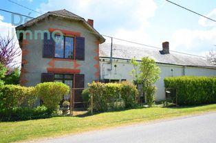 Annonce vente Maison moncontour