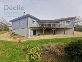 Annonce vente Maison avec terrasse châtellerault