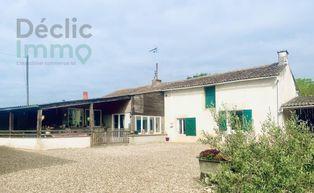 Annonce vente Maison avec jardin saint-jean-de-sauves