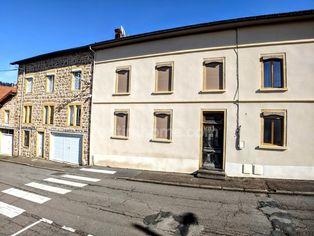 Annonce vente Maison cours-la-ville