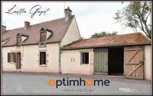 Annonce vente Maison saint-menoux