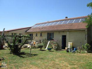 Annonce vente Maison avec garage fontenille-saint-martin-d'entraigues