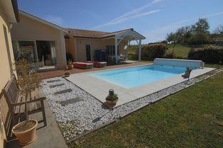 Annonce vente Maison avec piscine saint-germain-du-puch