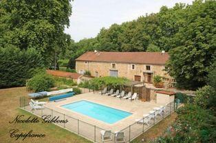 Annonce vente Maison avec garage saint-jean-de-côle