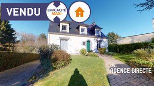 Annonce vente Maison avec garage orvault