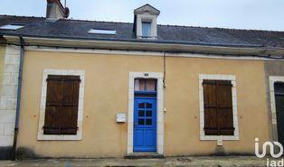 Annonce vente Maison avec terrasse pontvallain