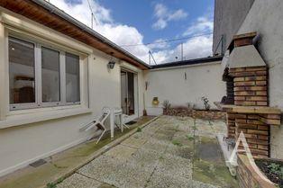 Annonce location Maison avec terrasse noisy-le-sec