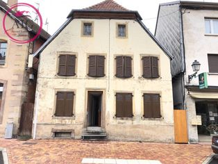 Annonce vente Maison à rénover sarralbe