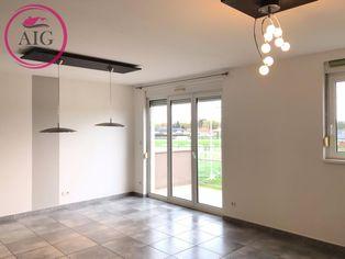 Annonce vente Appartement avec garage sarralbe