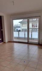 Annonce vente Appartement avec terrasse val de moder