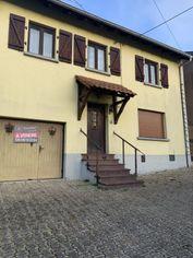 Annonce vente Maison avec garage mittersheim