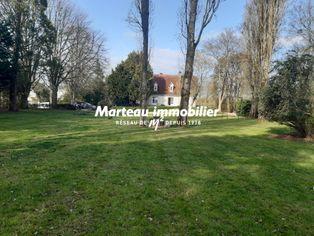 Annonce vente Maison avec cheminée saint-saturnin