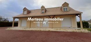Annonce vente Maison de plain-pied arçonnay