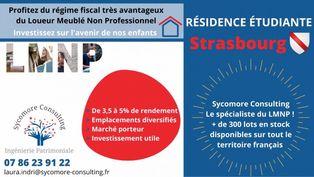 Annonce vente Maison meublé strasbourg