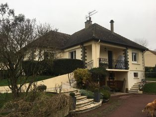Annonce vente Maison avec cave saint-longis