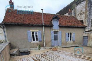 Annonce vente Maison avec terrasse mehun-sur-yèvre