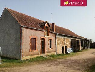 Annonce vente Maison avec grange vallon-en-sully