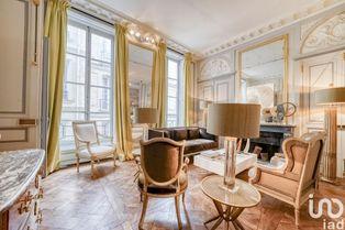 Annonce vente Appartement au calme paris 6eme arrondissement