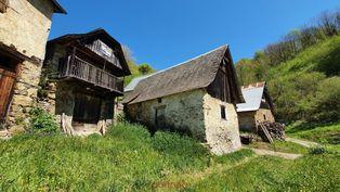 Annonce vente Maison avec grange moulis
