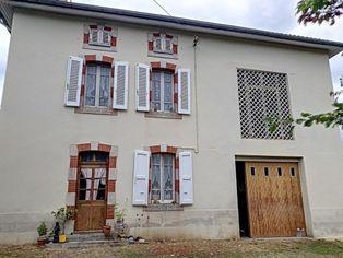 Annonce vente Maison saint-lizier