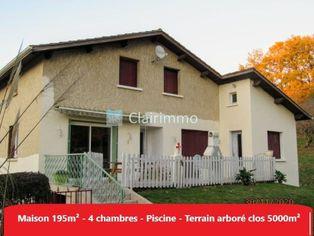 Annonce vente Maison avec terrasse nogaro
