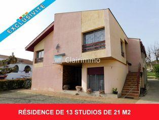 Annonce vente Maison avec garage cazaubon