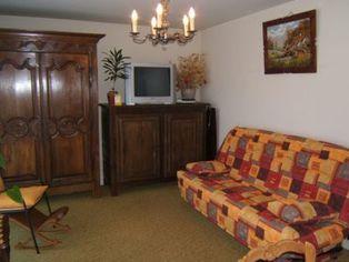 Annonce location Appartement avec garage bagnoles-de-l'orne
