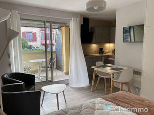 Annonce location Appartement avec terrasse bagnoles-de-l'orne