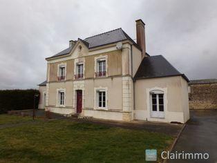 Annonce vente Maison pré-en-pail-saint-samson