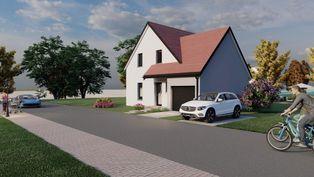 Annonce vente Maison avec garage niederschaeffolsheim