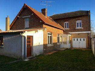 Annonce vente Maison avec garage arvillers