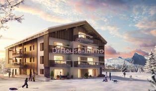 Annonce vente Appartement avec parking samoëns
