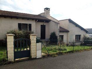 Annonce vente Maison avec garage volvic