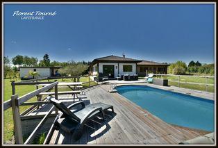 Annonce vente Maison avec terrasse castelnau-d'auzan