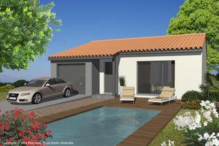 Annonce vente Maison avec garage vinça