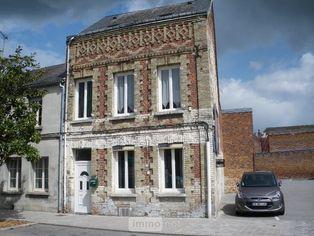 Annonce vente Maison avec terrasse crécy-sur-serre