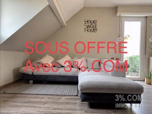 Annonce vente Appartement avec garage ittenheim