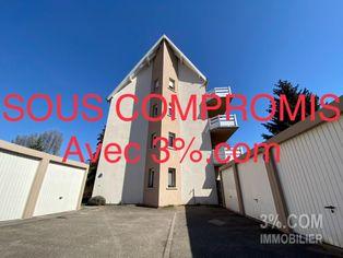 Annonce vente Appartement avec terrasse schweighouse-sur-moder