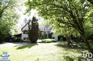 Annonce vente Maison avec garage saint-martin-de-bréthencourt