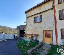 Annonce vente Maison avec terrasse montégut-plantaurel