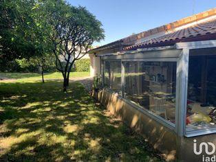 Annonce vente Maison avec garage vouneuil-sous-biard