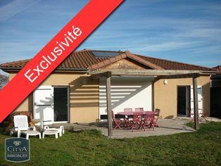 Annonce vente Maison avec terrasse commelle-vernay