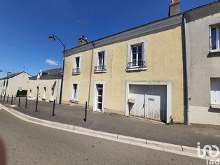 Annonce vente Maison avec garage lué-en-baugeois