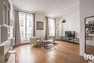 Annonce vente Appartement au calme paris 1er arrondissement