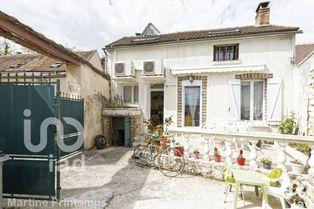 Annonce vente Maison avec terrasse sergines